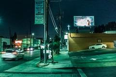 () Tags: los angeles fuji xt2 fujifilm street photography night greens neon cross
