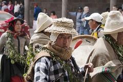 me miras? (sophs123.) Tags: man carnaval festival cuzco cusco peru south america latin latinoamerica sudamerica hombre portrait travel photography colour canon canon400d tradition