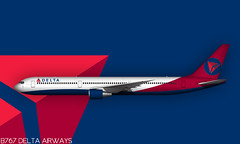 All White Boeing 767-400 Illustration (Adrian Nowakowski) Tags: boeing 767400 767 764 airliner illustration airtransportation aircraft airplane aviation commercialaircraft commercialairliner widebody drawing jet nolivery norebbocom white notitles blank template