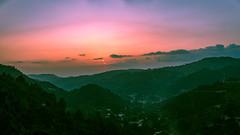 Islamabad! (aliffc3) Tags: tarnol islamabad pakistan sunset mountains sunsethour dusk landscape holiday travel nikond750 tamron2470f28