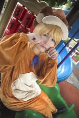 _A8A2495 (KMP Nguyen) Tags: cosplay anime manga lion saber fate zero game playground park japan fun