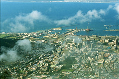 Cape Town South Africa Table Mountain Panorama March 4 1999 041 (photographer695) Tags: africa panorama mountain table town south capetown dec cape 1998