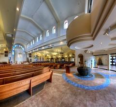 Holy Name of Mary (Doug Santo) Tags: architecture buildings catholic cathedral churches architecturalphotography diamondbar holynameofmary
