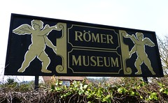 Rmer-Museum (micky the pixel) Tags: museum angel germany deutschland schild engel saarland homburg rmermuseum schwarzenacker