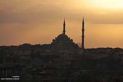 Atardece en Estambul. (esaotra) Tags: viajes vacaciones estambul turquía