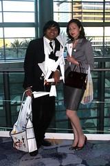 (yume0miru) Tags: cosplay anaheim paperman wondercon 2013