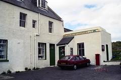 Lochboisdale, Scotland post office (PMCC Post Office Photos) Tags: scotland postoffice outerhebrides