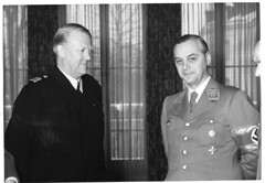 Statsakt in Berlin. (Riksarkivet (National Archives of Norway)) Tags: worldwarii secondworldwar quisling krigen vidkunquisling andreverdenskrig alfredrosenberg okkupasjonstiden