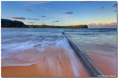 0S1A5502enthuse (Steve Daggar) Tags: sunset seascape beach landscape oceanpool macmasters