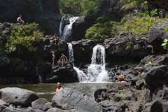 Seven Sacred Pools (remynicole_) Tags: mauihawaii uploaded:by=flickrmobile flickriosapp:filter=nofilter