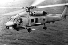 Unknown SH-60B Seahawk in-flight (skyhawkpc) Tags: inflight aircraft aviation navy helicopter naval usnavy usn sikorsky seahawk unkbuno ysh60b