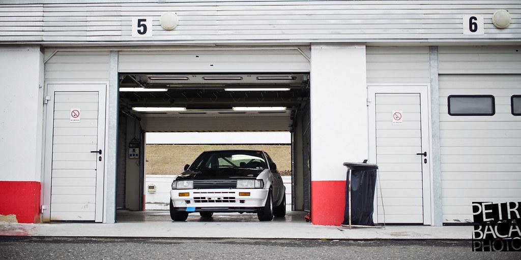 EDDA Cup, Most, Autodrom, Toyota, AE86