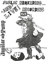 Jugular Pump public beheading and live recording