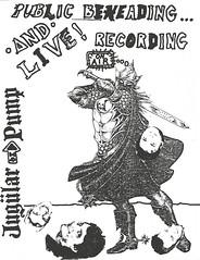 Jugular Pump public beheading and live recording