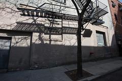 Shadows on the Wall (MrBlackSun) Tags: nyc ny newyork thevillage manhattan greenwichvillage nyc2013 newyork2013