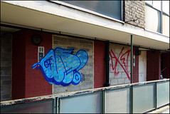 Yeah DDS / Drax WD (Alex Ellison) Tags: urban graffiti yeah tag gt wd eastlondon drax throwup dds throwie