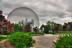 Montreal CA - Biosphère 07 (Daniel Mennerich) Tags: montreal canada biosphère quebec canon dslr eos hdr hdri spiegelreflexkamera slr kanada