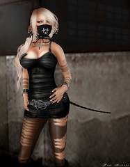 Toxic (Purz Nirvana) Tags: fashion mesh zombie lola kitty s sl elf tango fantasy alexandra secondlife neko photoart scrub pekka gok cherrybomb lolas kavanagh fashionblog slblog secondlifefashion gardenofku secondlifeblog fashioninsl purz alvulo zombiesuicide purznirvana