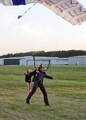 """Boogie Bonanza 2013, swoop & chug, passing up a beer (divemasterking2000) Tags: party sky skydiving flying spring al jump jumping alabama dive diving celebration gathering western april boogie theme skydive canopy themed dropzone parachuting apr sda parachute dz bonanza canopies skyjump gather parachutes skyflying """"western skyfly 2013 skyjumping theme"""" """"boogie alabama"""" """"skydive bonanza"""" themed"""""""
