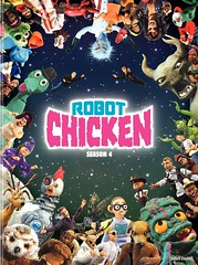 Robot Chicken Season 4 Dvd (jeffyster) Tags: honda miniature starwars puppet spy animation directorofphotography dccomics adultswim bing stopmotion pinto cartoonnetwork robotchicken fueltv jeffgardner moralorel socalhonda spyvs