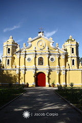 San Vicente Church (jCObXD) Tags: simbahan