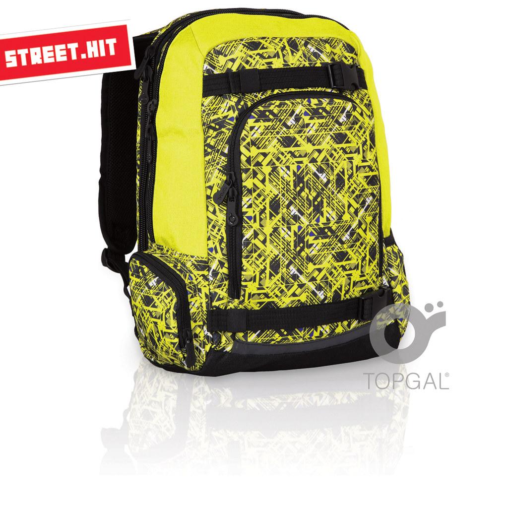 c9dc713e00 Školní a studentský batoh HIT 811 E Student Backpack (Topgal.cz) Tags