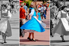 Belle (abelle2) Tags: france epcot princess disney disneyworld belle wdw waltdisneyworld beautyandthebeast disneyprincess worldshowcase princessbelle