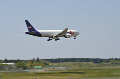 FedEx Boeing 777-200 N862FD (ta152eagle) Tags: fedex  b777200 n862fd