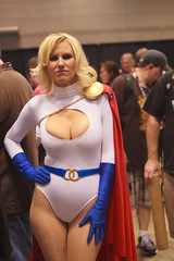C2E2 - Power Girl.jpg (opacity) Tags: chicago illinois cosplay il convention comicconvention cosplayers mccormickplace powergirl c2e2 chicagocomicandentertainmentexpo c2e22013