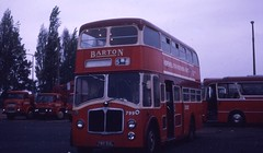 Barton 799 (beckingtonian) Tags: chilwell northerncounties bartontransport leylandps1 799bal