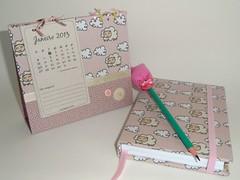 Dica de presentes para a sua me ;) (Da Bia) Tags: agenda me presente calendrio diadasmes dabia
