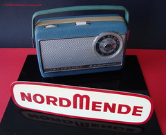 NORDMENDE Portable Transistor Radio (W-GERMANY 1963) (MarkAmsterdam) Tags: old classic sign metal museum radio vintage advertising design early tv portable colorful fifties tsf mark ad tube battery engineering pickup retro advertisement collection plastic equipment deck tape electronics era handheld sheet catalog booklet collectible portfolio recorder eames electrical atomic brochure console folder forties fernseher sixties transistor phono phonograph dealer cartridge carradio fashioned transistorradio tuberadio pocketradio 50s 60s musiktruhe tableradio magnetophon plaskon 40s kitchenradio meijster markmeijster markamsterdam coatradio tovertoom
