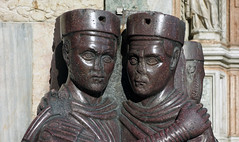 Tetrarchs, left busts