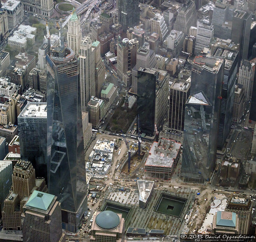 One World Trade Center Construction and National September 11 Memorial & Museum