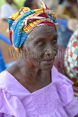 10069570 (wolfgangkaehler) Tags: africa old city portrait people woman black senior person village african traditional streetscene westafrica oldwoman togo lome capitalcity traditionalclothing seniorwoman traditionalcloth ewetribe