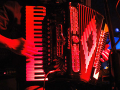 Accordion In Red (Marco Di Fabio) Tags:
