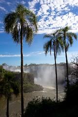 Iguaz, paseando por el lado Argentino (Mi vrtigo) Tags: trip travel viaje water argentina waterfall falls cataratas iguazu 2012 iguaz parquenacional argentinachile