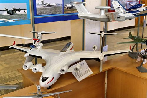 Taganrog. Beriev Aircraft Company 99