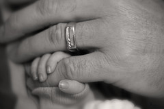 IMG_3391 rt wm nb (Pascal Gagnon Photo) Tags: sepia ring grandfather baby newborn hands