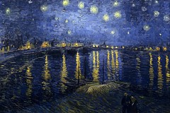 Van_Gogh_-Starry_Night_Over_the_Rhone_1 (Carlos Cesar Alvarez) Tags: arte vangogh pintura