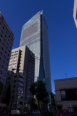 Toranomon Hills (Toranomon, Tokyo, Japan) (t-mizo) Tags: building japan architecture canon tokyo sigma   minatoku  minato lr lightroom toranomon   sigma175028 sigma1750 sigma1750mm sigma1750f28 lr5 sigma1750mmf28 eos60d sigma1750mmf28exdcoshsm sigma1750mmoshsm sigma1750mmf28exdcos lightroom5 sigma1750exdc toranomonhills