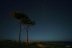 Noche de estrellas en Moniello (lesxanes) Tags: noche night estrellas stars landscape paisaje nocturna nocturne asturias espaa spain