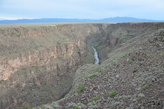 DSC_8955 (My many travels) Tags: rio grande gorge bridge new mexico water rocks river