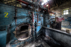 Boiler Two (Fine Art Foto) Tags: swimming pool schwimmbad badeanstalt bad verdunstung evaporation urbex urbanexploration urbandecay urban lostplace lostplaces abandoned aufgegeben forgotten oblivion boiler