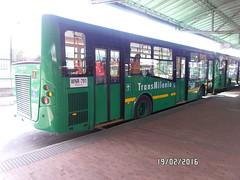 Bus Padrn Scania K250B 4X2 Busscar Piso Bajo SITP Alimentador TransMilenio US-0233 (ElvaghoX) Tags: bus padrn scania k250b 4x2 busscar piso bajo sitp alimentador transmilenio us0233 rear rutero electronico capacitacin portal usme k250ub motor dc9 109 250 euro v con adblue hp caja de velocidades zf 6hp594c