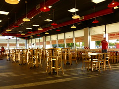 Five Guys, Middleburg Heights, OH (07) (Ryan busman_49) Tags: fiveguys burgers fries dennys reuse retail restaurant middleburgheights cleveland ohio sunset