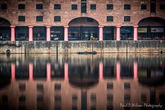 Liverpool. August 2016-36 (revpdwilson) Tags: albertdock liverpool nikon28300mmvr nikond750 landscape naturallight reflections