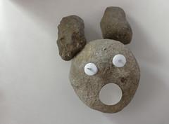 Oh No!! (LeftCoastKenny) Tags: utata ironphotographer three stones pushpins round sticker soft color utata:description=hide utata:project=ip239