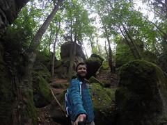 G0243403 (Tom Vymazal) Tags: goprohero4 gopro hero4 hory esk republika rozhledna vyhldka skly skaln msto prachovsk panoramata stezky jn hrad kost trosky cyklovlet pamtky