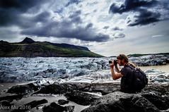 20160729-20160729-DSC00147 (auberginbear) Tags: iceland roadtrip landscape wanderlust naturephotograph volcano mountain waterfall horse sheep whale sonynex geysir sorcery sunset